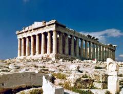 Parthenon, Atenas. A religião grega teve imensa influência na formação do pensamento perfeccionista [Fonte: http://turismo.org/wp-content/uploads/2012/08/Atenas1-1024x720.jpg]
